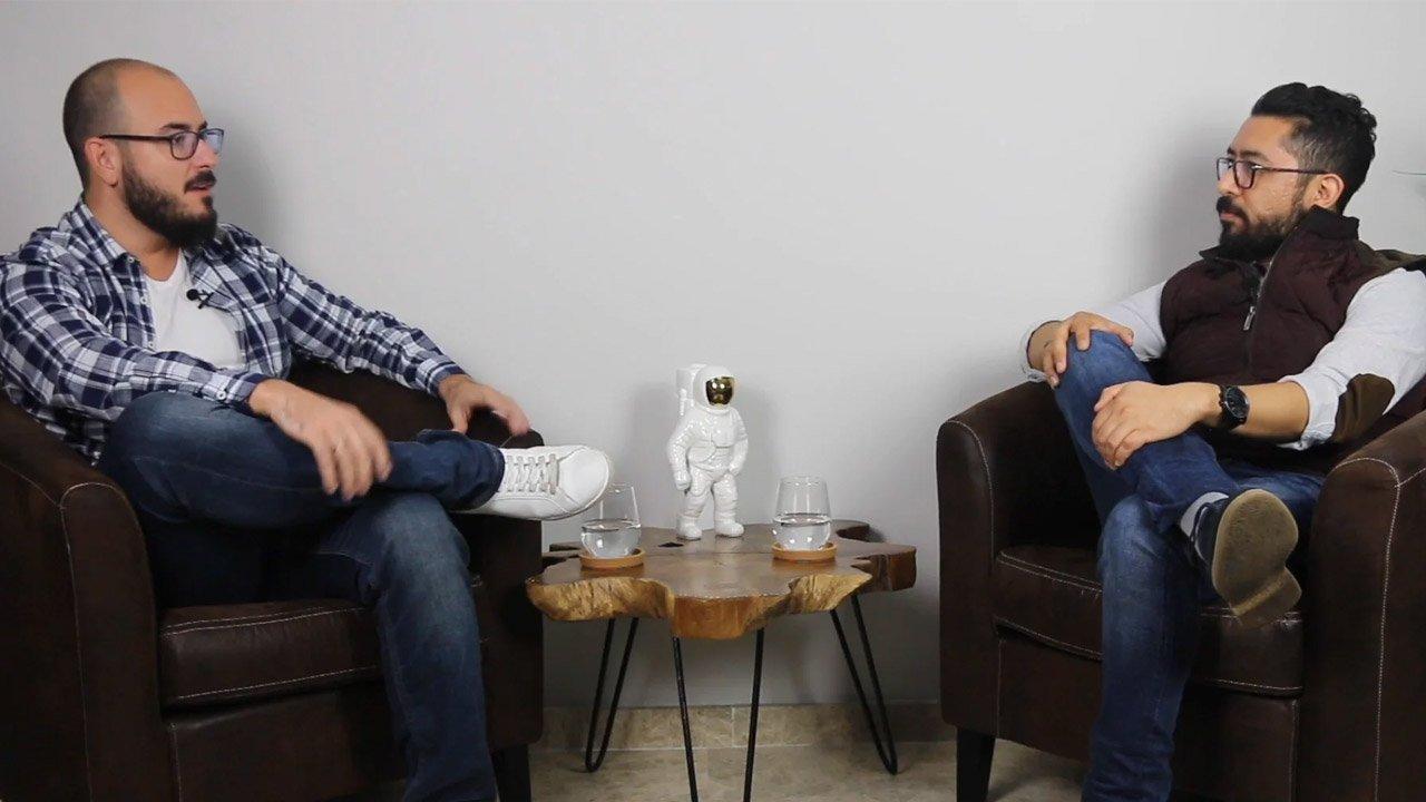 Luis Freye Entrevista